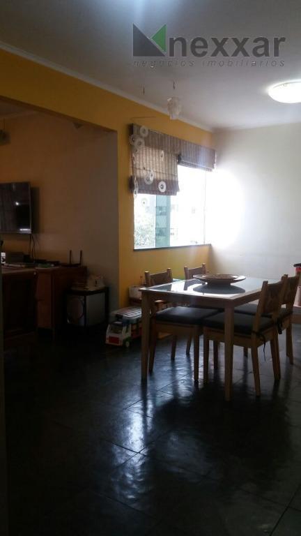 Apartamento residencial para venda e locação, Jardim Bela Vista, Valinhos - AP0313.