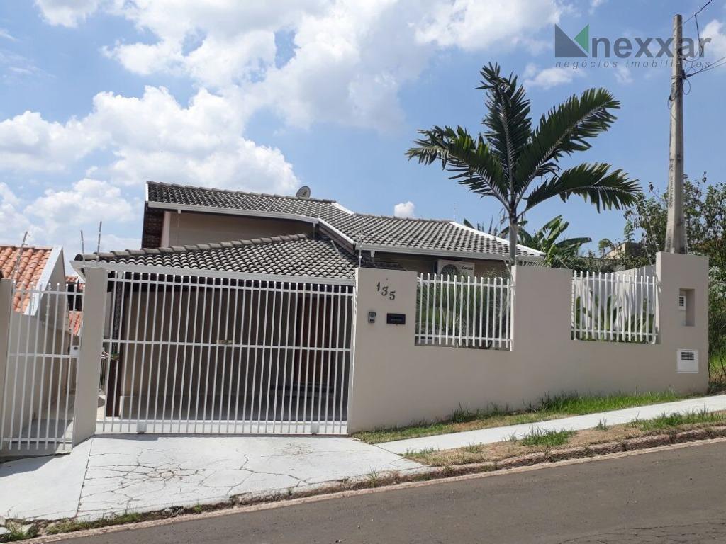 Casa residencial à venda, Jardim Maria Rosa, Valinhos.