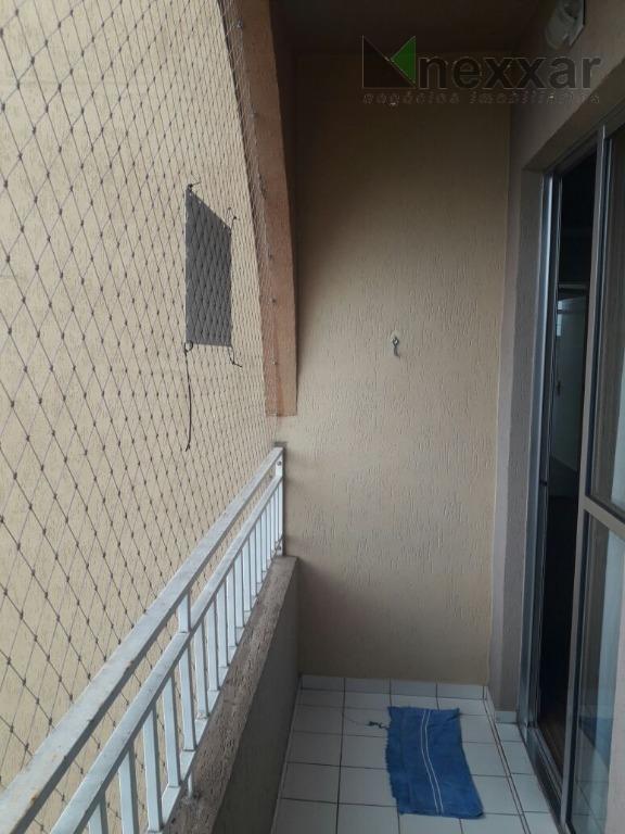 Apartamento residencial à venda, Jardim Santa Marina, Valinhos - AP0314.