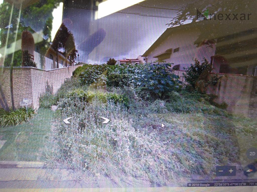Terreno residencial à venda, Parque Terranova, Valinhos.