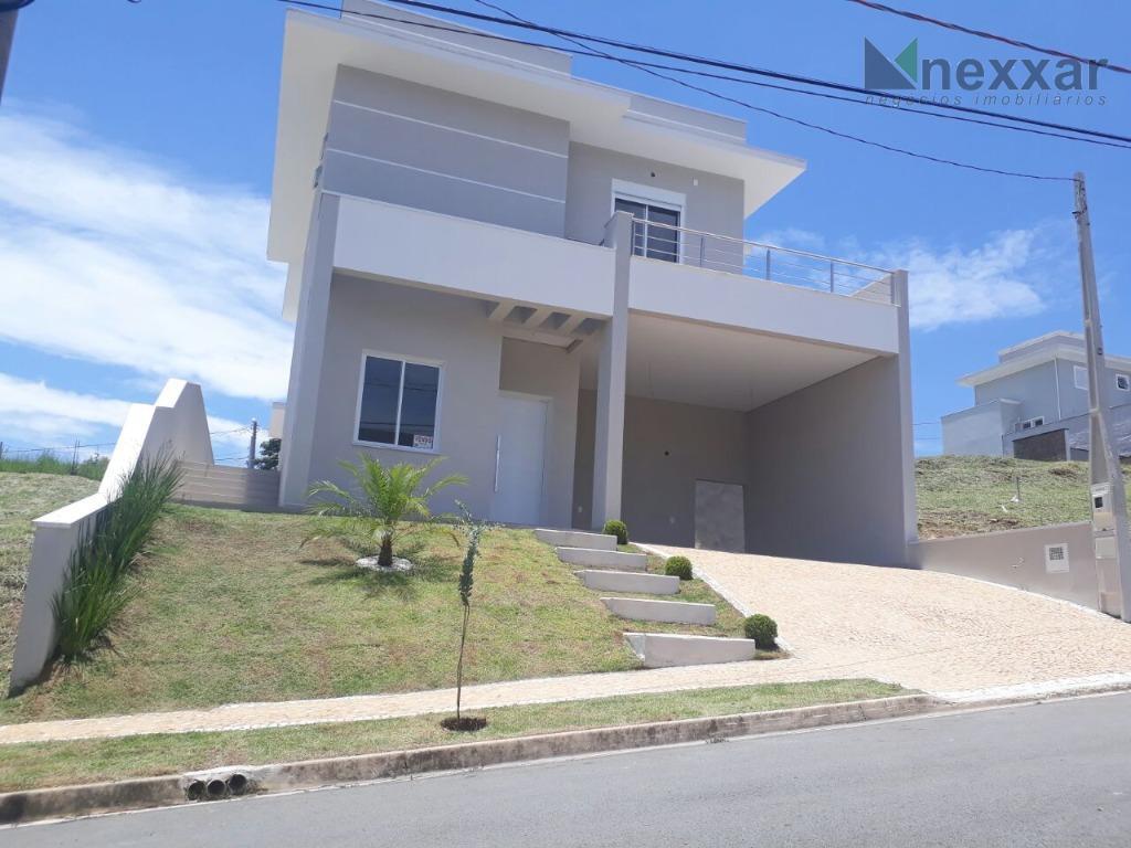 Casa residencial à venda, Chácara Alpina , Valinhos.