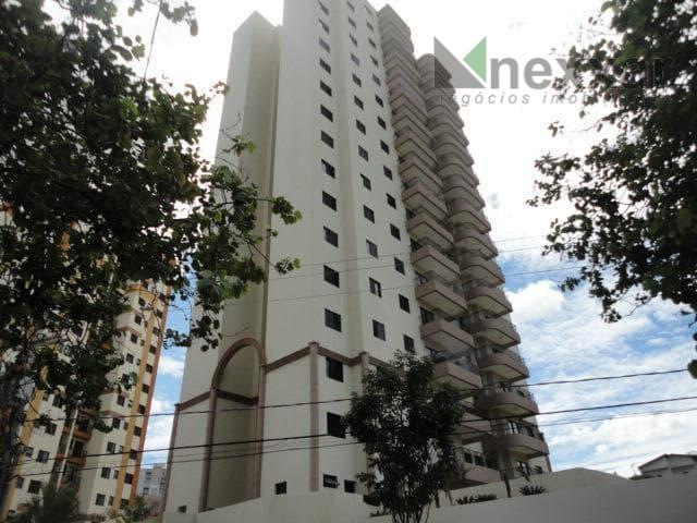 Apartamento residencial para locação, Edif. Genova, Valinhos.