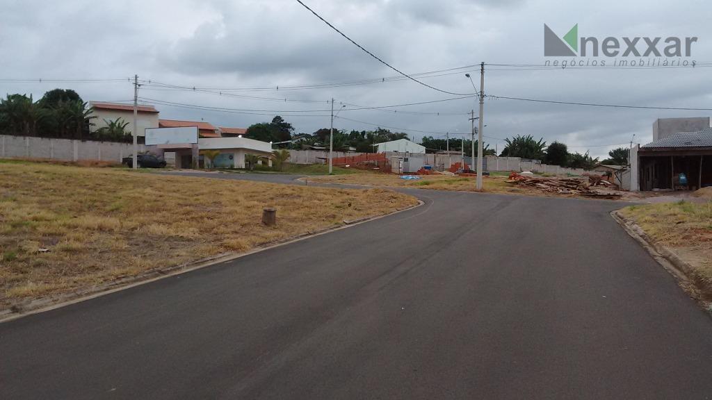 Terreno residencial à venda, Condomínio Residencial Villa do Sol, Valinhos.