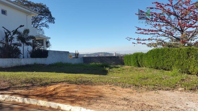 Terreno residencial à venda, Condomínio Residencial Villa Romana, Valinhos.