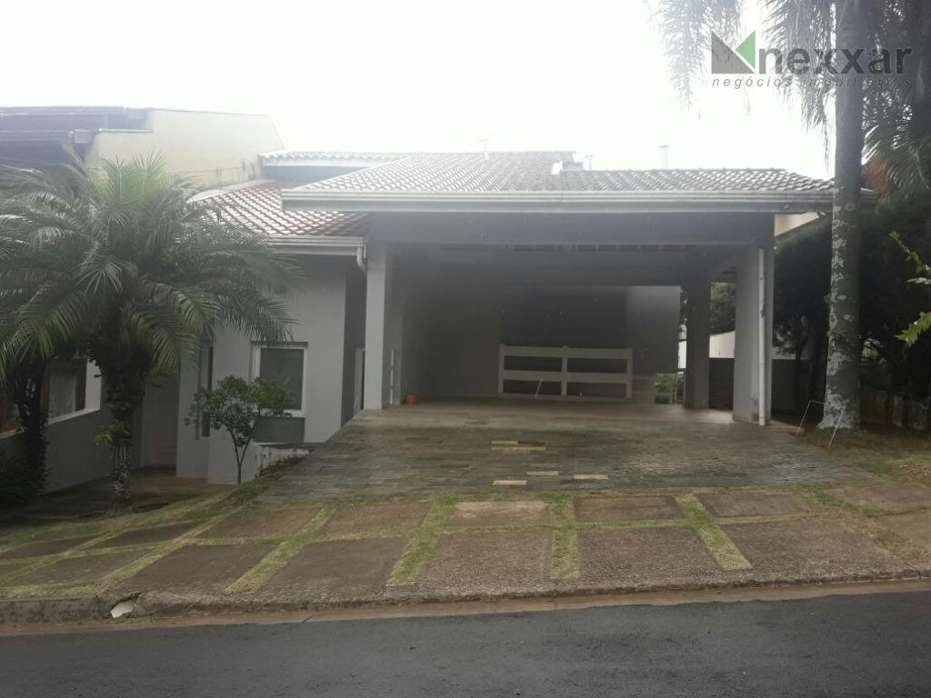 Casa residencial para venda e locação, Jardim Paiquerê, Valinhos - CA1028.