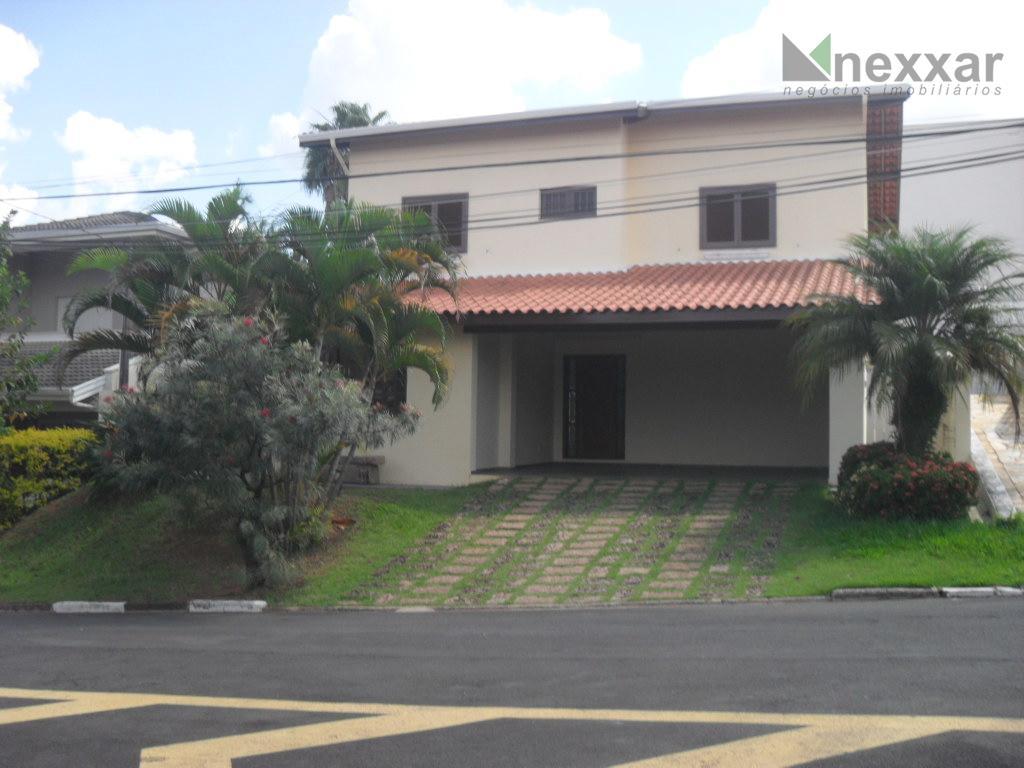 Casa residencial para locação, Condomínio Residencial Oruam, Valinhos.