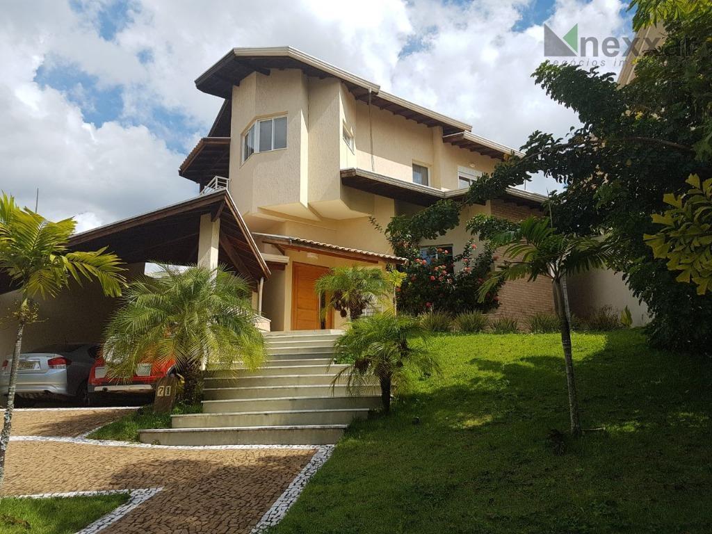 Casa residencial para venda e locação, Condomínio Millenium, Valinhos.
