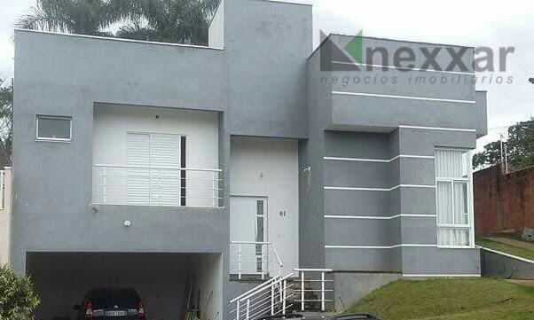 Casa residencial à venda, Condomínio Residencial São Lourenço, Valinhos - CA1049.