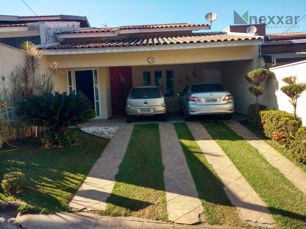 Casa residencial à venda, Condomínio Itapema, Valinhos.