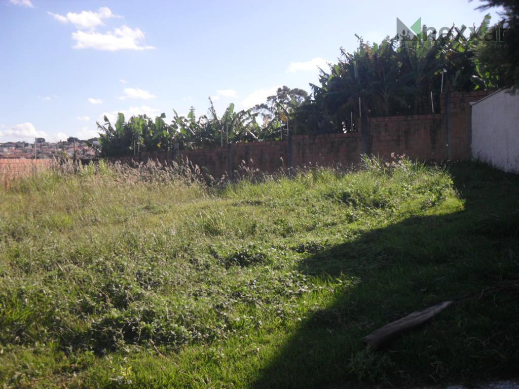 Terreno residencial à venda, Capuava, Valinhos.