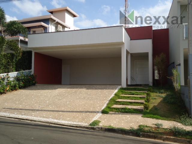 Casa residencial para locação, Condomínio Vivenda das Cerejeiras, Valinhos.