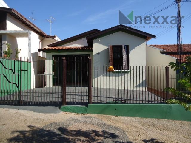 Casa residencial para locação, Vila Papelão, Valinhos.