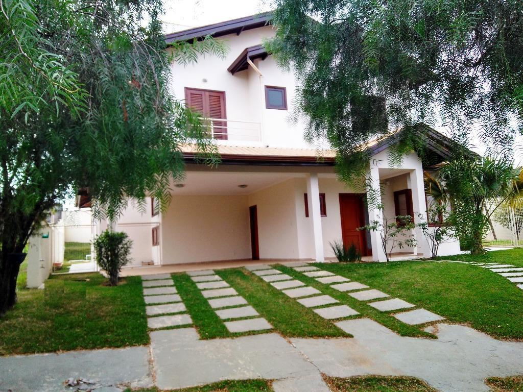 Casa residencial à venda, Condomínio Ouro Verde, Valinhos - CA0262.