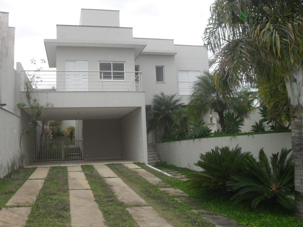 Casa residencial para venda e locação, Condomínio Porto Seguro Village, Valinhos - CA0925.