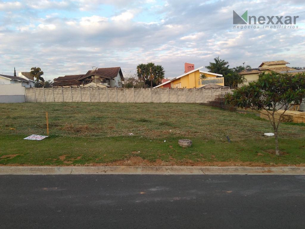 Terreno residencial à venda, Jardim Paiquerê, Valinhos.