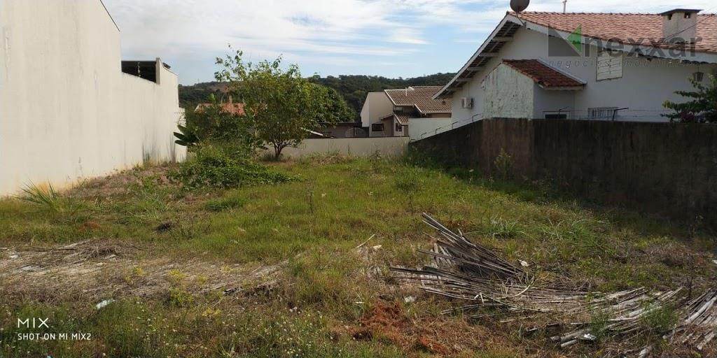 Terreno residencial à venda, Parque Nova Suiça, Valinhos.