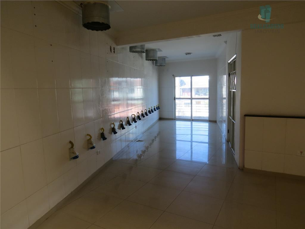 2º pavimento: cozinha