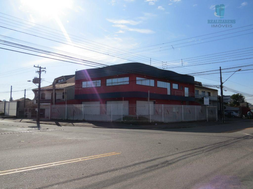 excelente prédio comercial localizado na rua primeiro de maio, n 1749, xaxim. o prédio tem uma...