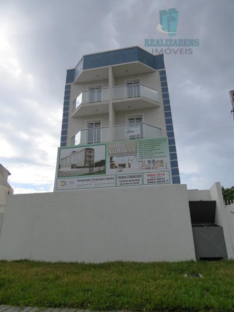 Apartamento residencial à venda, Bacacheri, Curitiba.