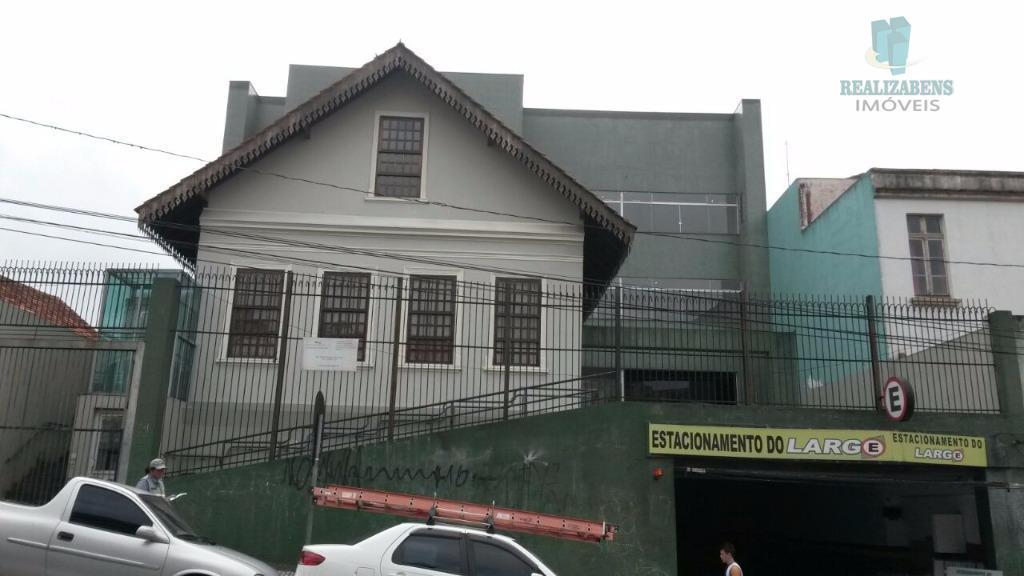 Prédio Corporativo no Centro de Curitiba para locação