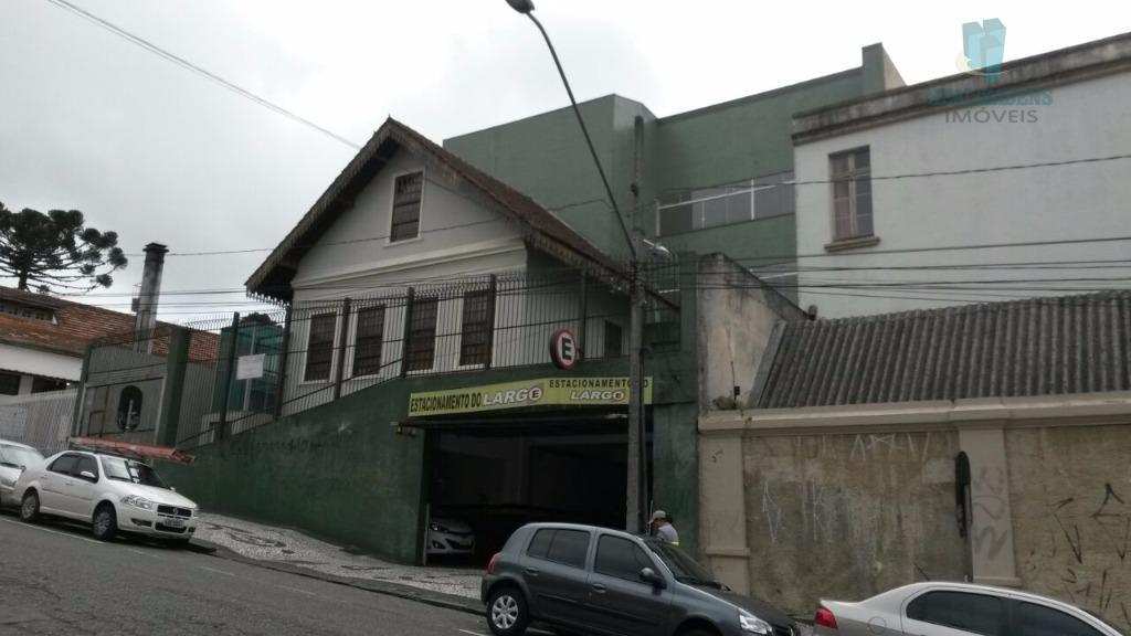 PRÉDIO COMERCIAL no Centro de Curitiba para locação