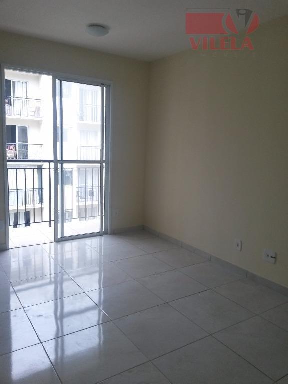 Apartamento residencial para locação, Vila Industrial, São Paulo - AP0994.