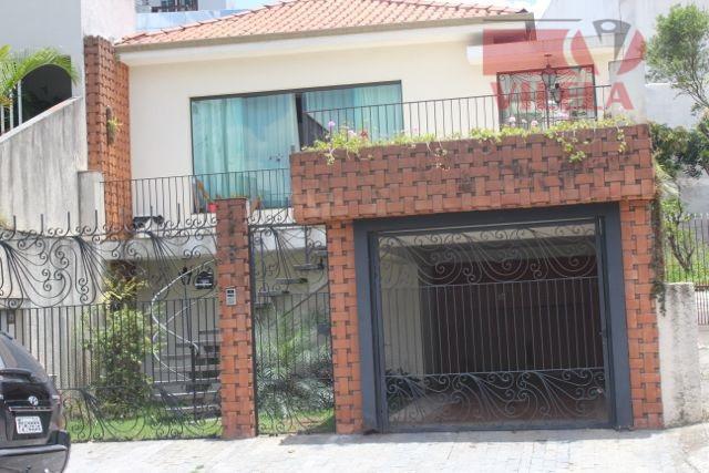 Casa residencial à venda, Alto da Mooca, São Paulo - CA0001.