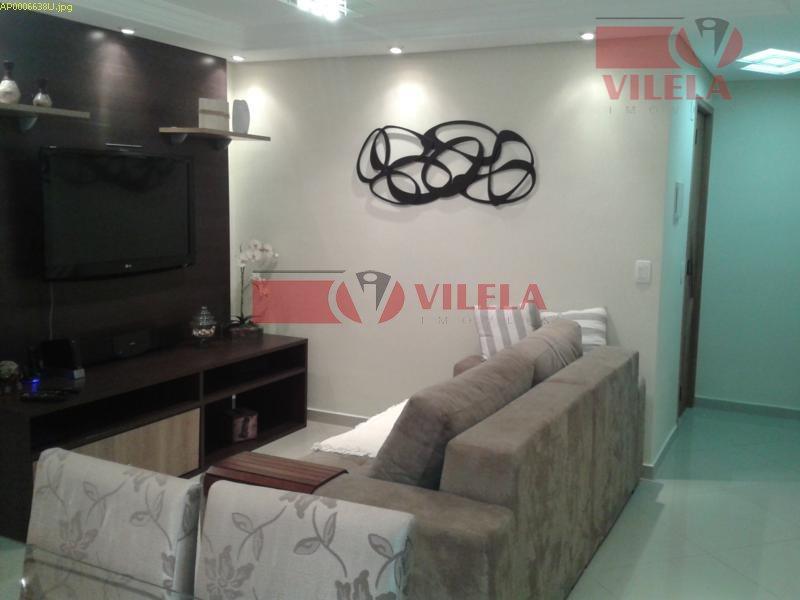 Apartamento residencial à venda, Vila Alpina, São Paulo - AP0087.