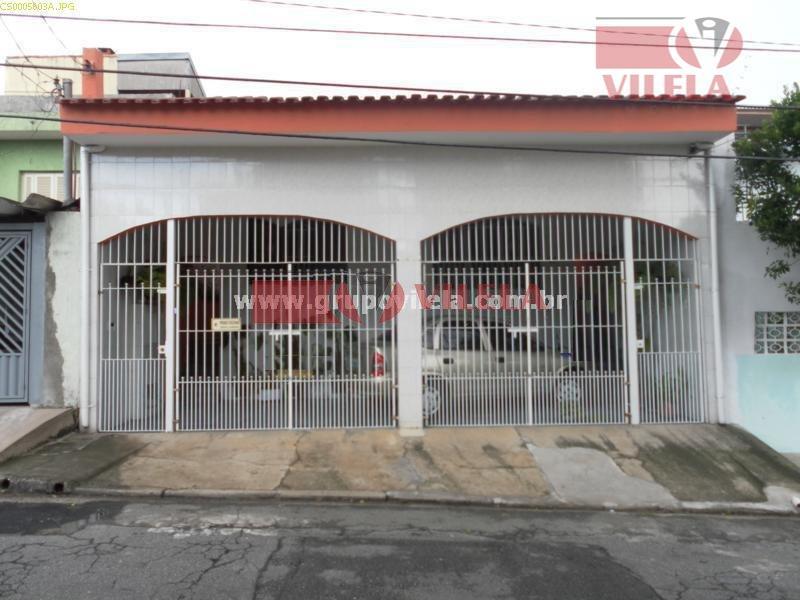 Casa residencial à venda, Vila Industrial, São Paulo - CA0019.