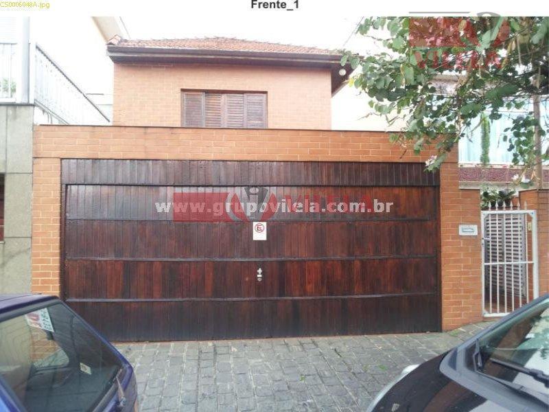 Casa residencial à venda, Alto da Mooca, São Paulo - CA0031.