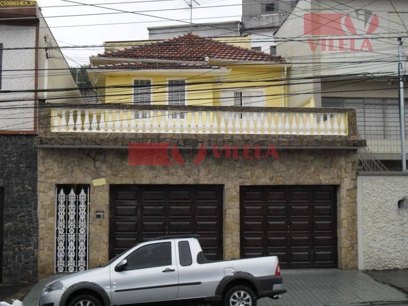 Casa residencial à venda, Alto da Mooca, São Paulo - CA0049.
