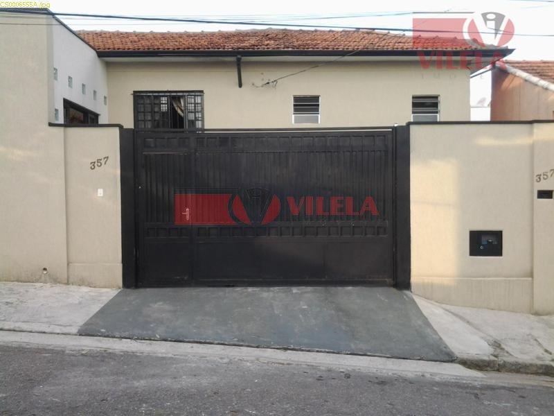 Casa residencial à venda, Vila Prudente, São Paulo - CA0051.