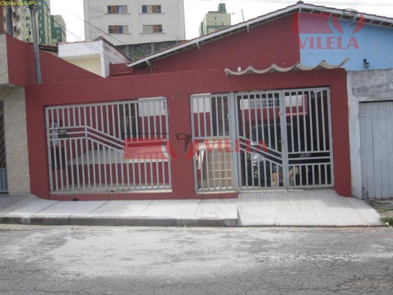 Casa residencial à venda, Vila Ema, São Paulo - CA0068.