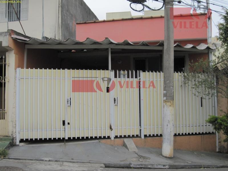 Casa residencial à venda, Vila Alpina, São Paulo - CA0087.
