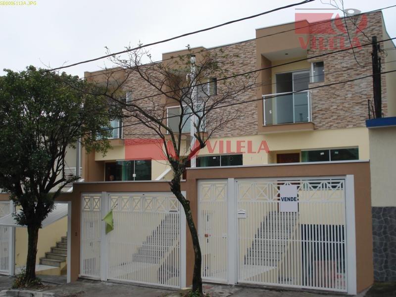 Sobrado residencial à venda, Vila Carrão, São Paulo - SO0083.