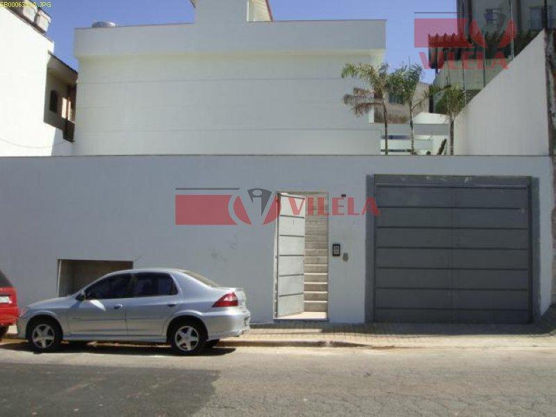 Sobrado residencial à venda, Vila Formosa, São Paulo - SO0108.