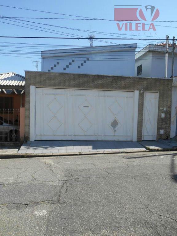 Casa residencial à venda, Parque São Lucas, São Paulo - CA0153.