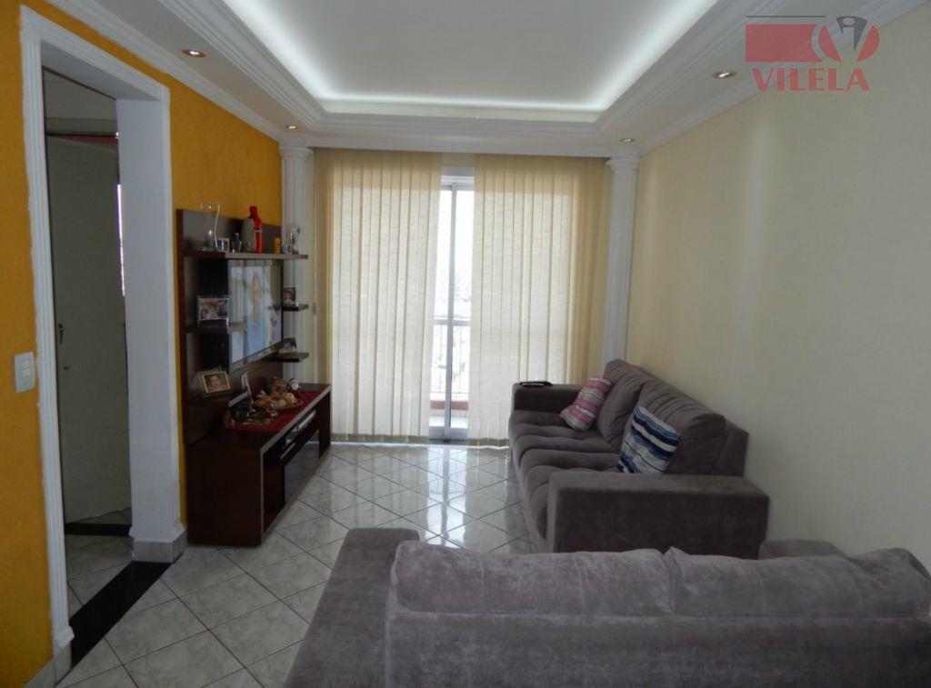 Apartamento residencial à venda, Vila Ema, São Paulo - AP0499.
