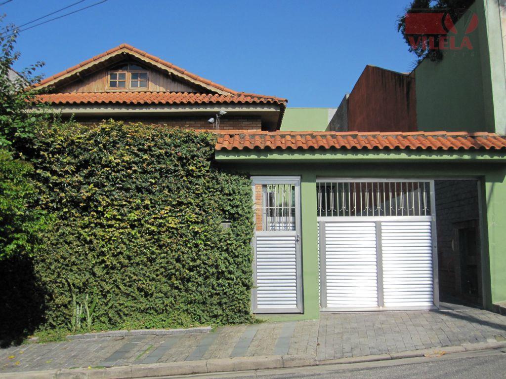 Casa residencial à venda, Vila Ema, São Paulo - CA0164.