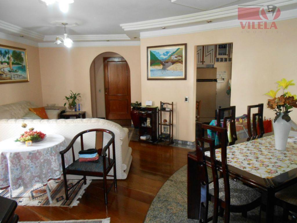 Apartamento residencial à venda, Jardim Avelino, São Paulo - AP0513.