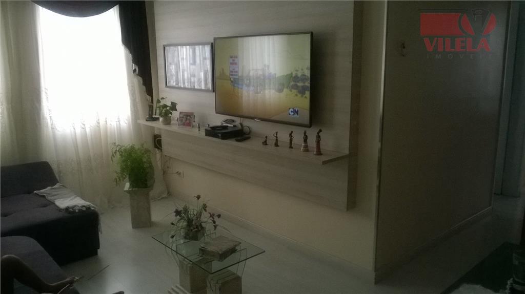 Apartamento residencial à venda, Vila Industrial, São Paulo - AP0526.