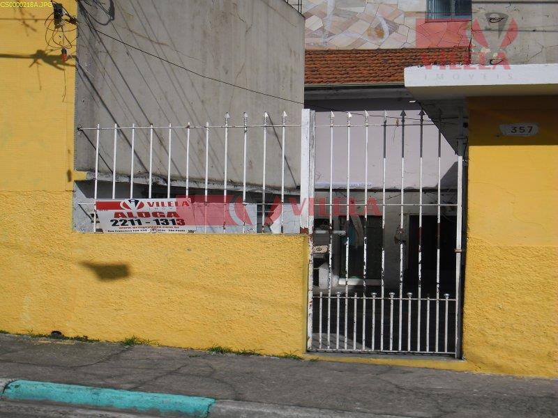 Casa residencial para locação, Vila Ema, São Paulo - CA0102.