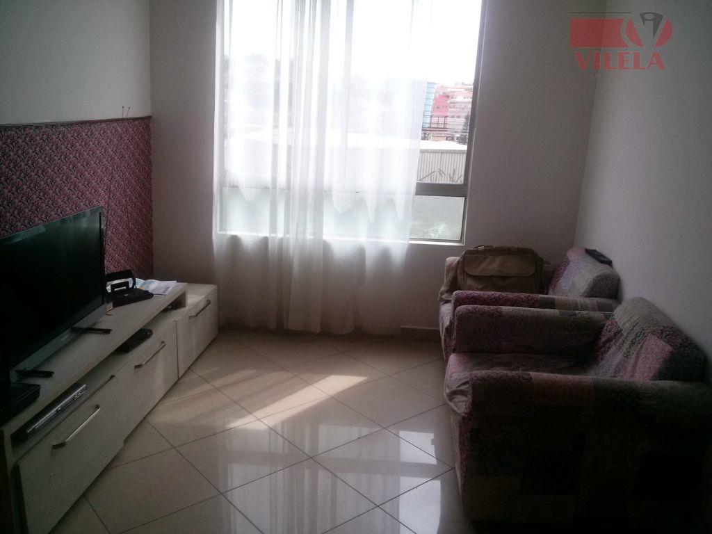 Apartamento residencial à venda, Vila Ema, São Paulo - AP0491.