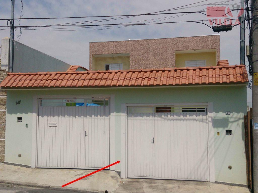 Sobrado residencial à venda, Vila Alpina, São Paulo - SO0378.
