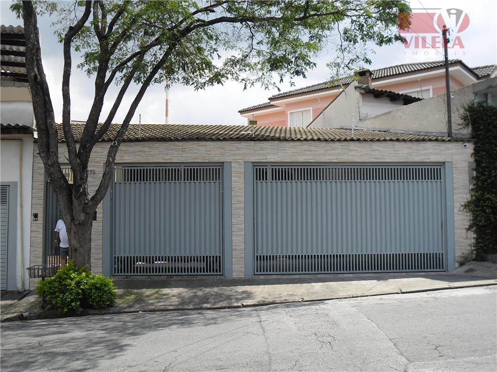 Casa residencial à venda, Parque São Lucas, São Paulo - CA0170.