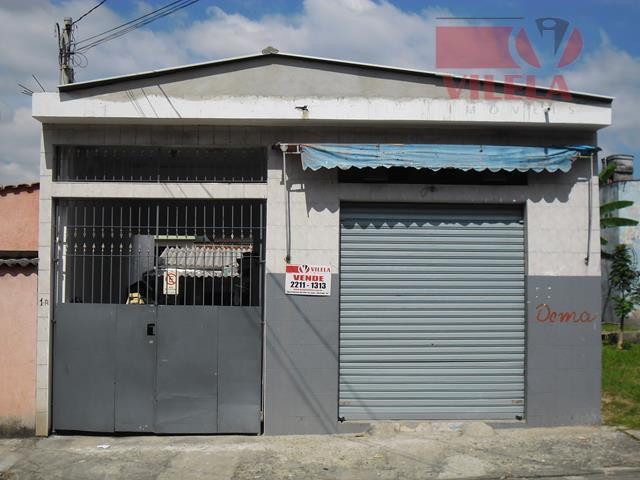 Casa residencial à venda, Jardim Colorado, São Paulo - CA0171.