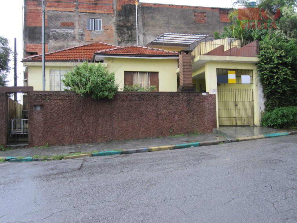 Casa residencial à venda, Parque São Lucas, São Paulo - CA0172.