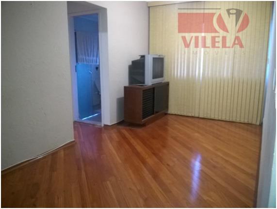 Apartamento residencial à venda, Vila Ema, São Paulo - AP0573.