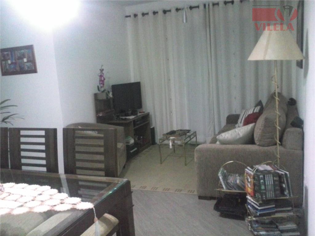 Apartamento residencial para venda e locação, Parque São Lucas, São Paulo - AP0606.