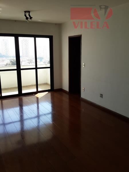 Apartamento residencial à venda, Tatuapé, São Paulo - AP0607.